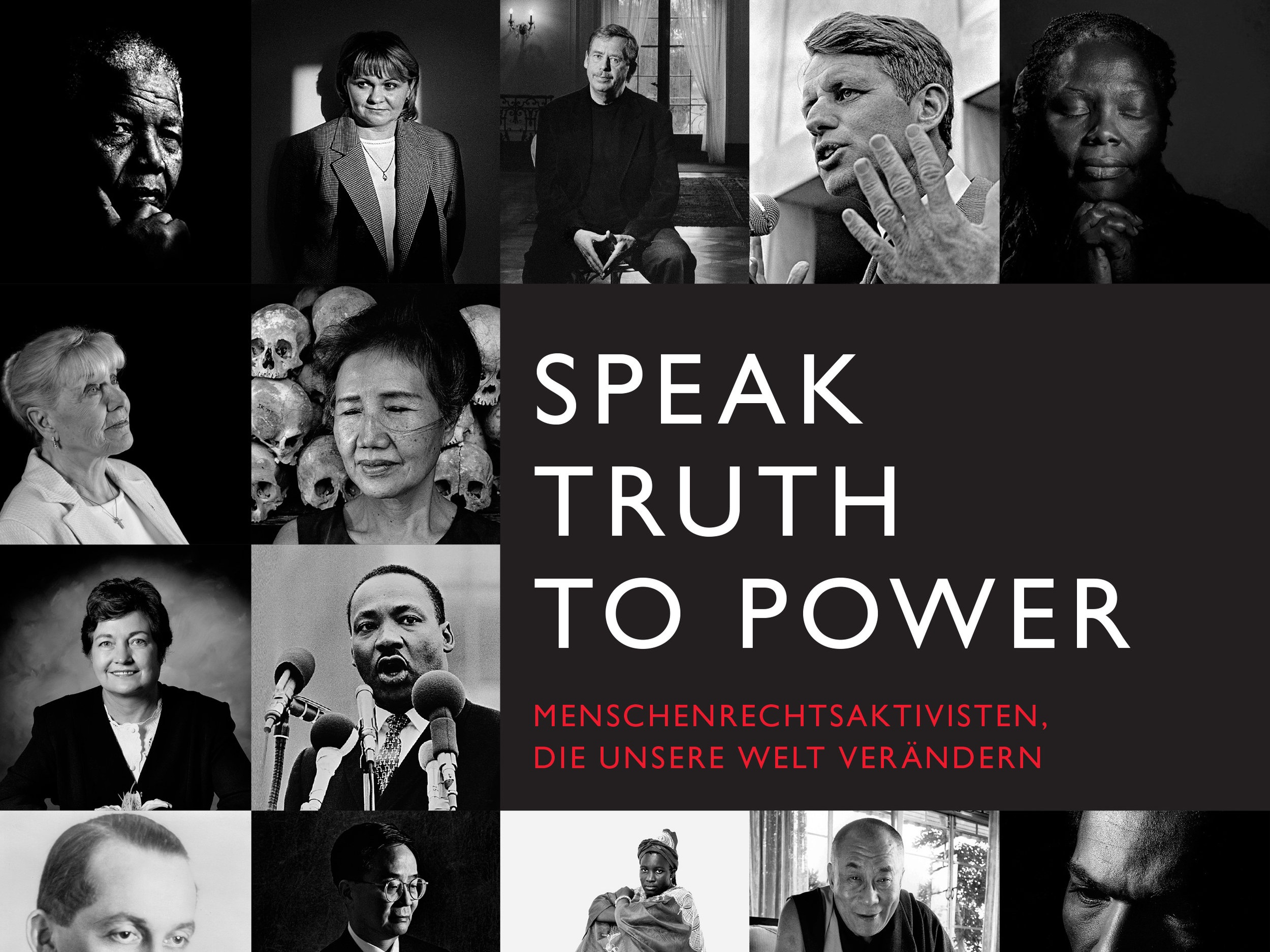 Book: Speak Truth to Power - Developed alongside the Competence Center for Human Rights at the University of Zurich and tailored to the Swiss education landscape.