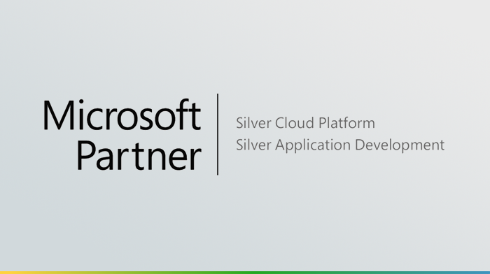 Microsoft Partner - Silver Cloud Platform