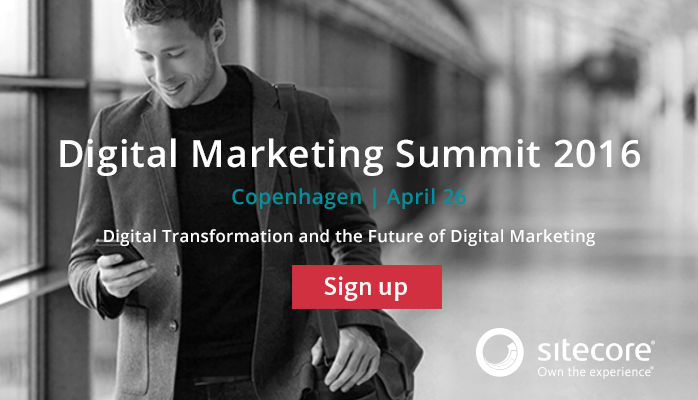 Join Digizuite at Sitecore Digital Marketing Summit