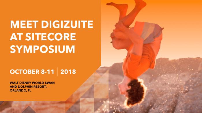 sitecore symposium 2018 digital asset management