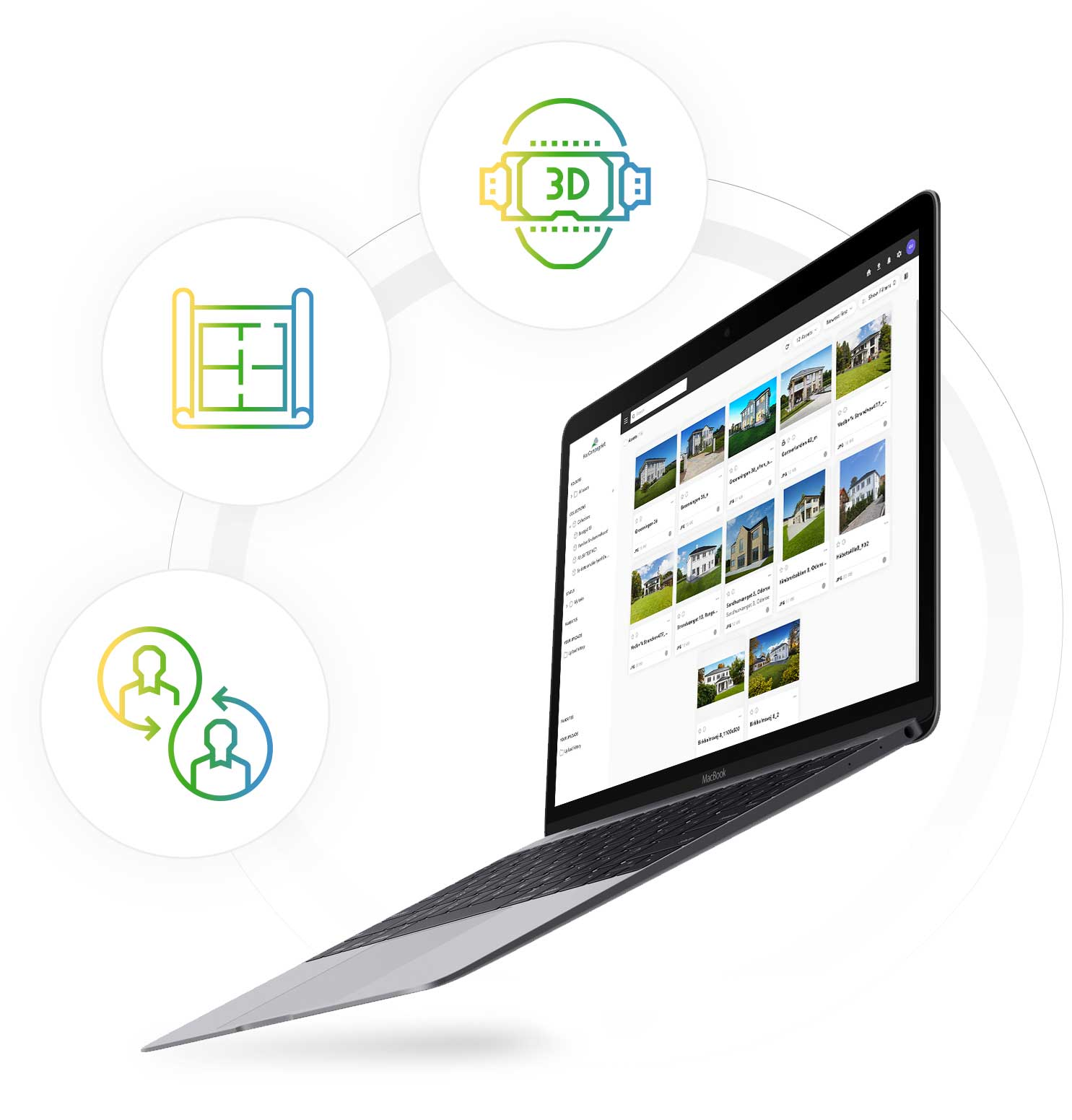Deliver better customer experiences and increase property sales using a DAM system - As a home builder, marketing can yield great results when you utilize relevant digital content (virtual tours, videos, photos, 3D models) to provide clients with better customer experiences.