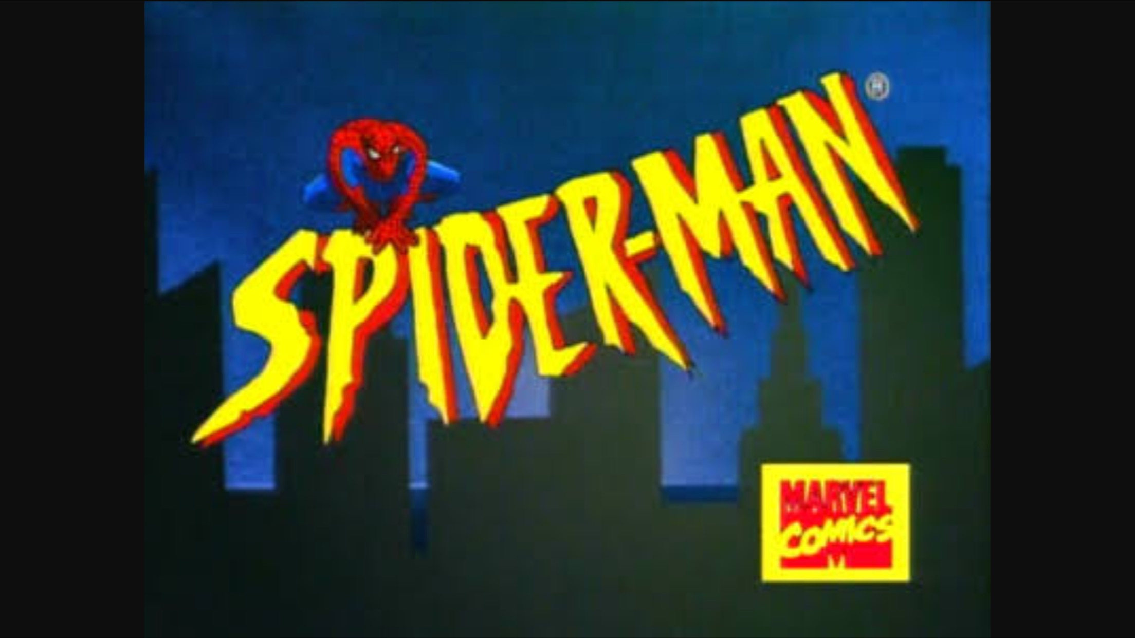 Spider-Man: The Original Animated Series  Images may be subject to copyright