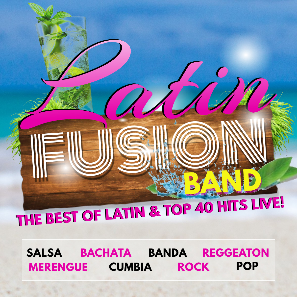 Top40 Latin Band