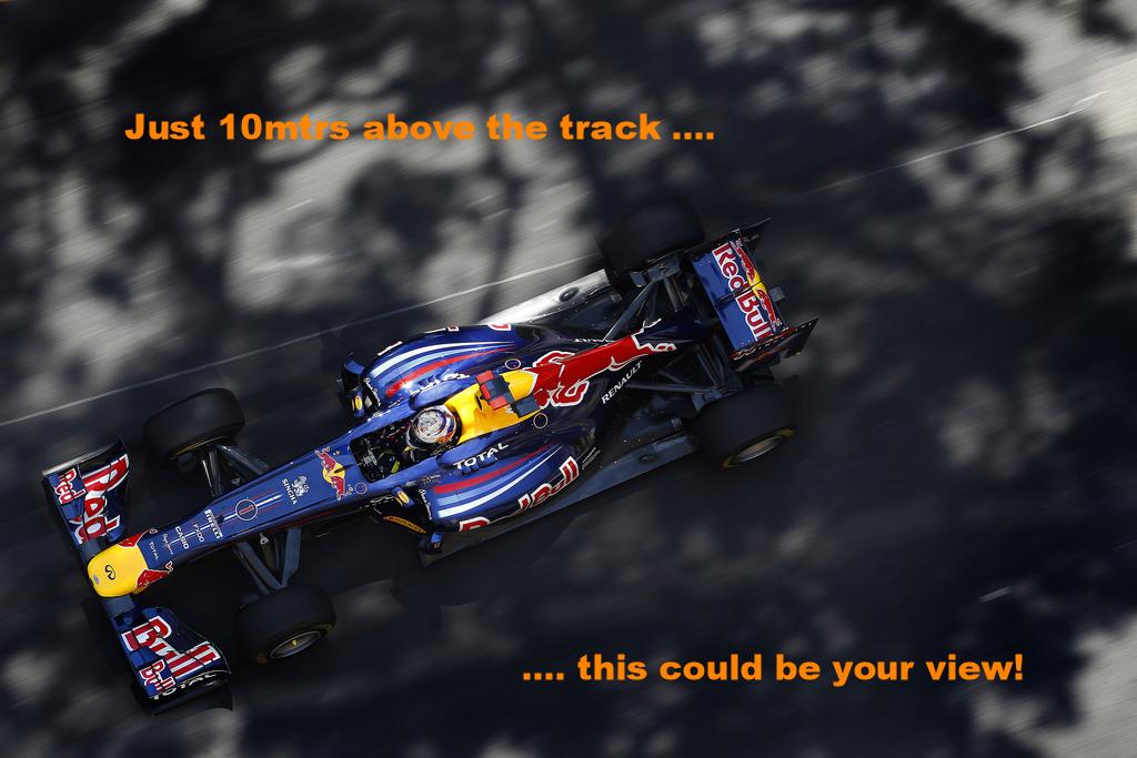 Red Bull Topview