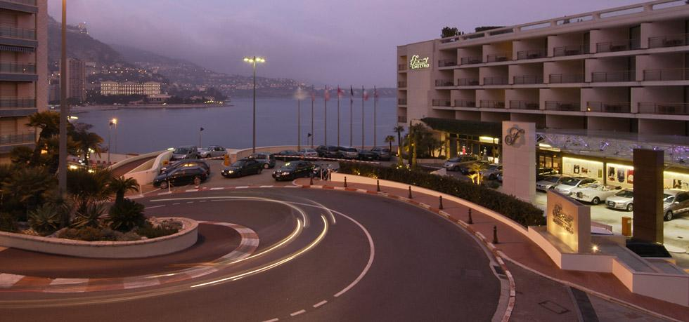 FAIRMONT HOTEL- MONACO