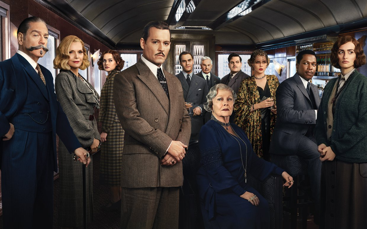 Express FM review: Murder on the Orient Express