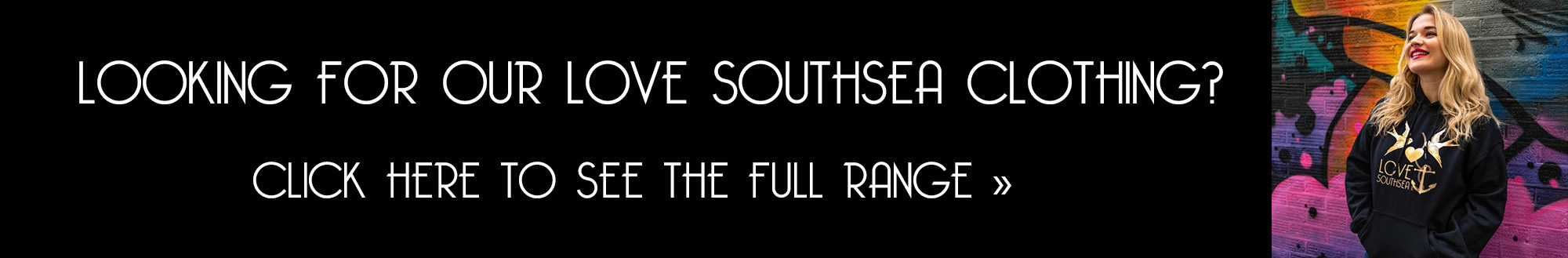 LOVE SOUTHSEA MERCH AND CLOTHING