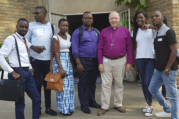 Some of the participants at the International Anglican Family Network regional consultation in the Church of the Province of Central Africa [Photo: IFAN]