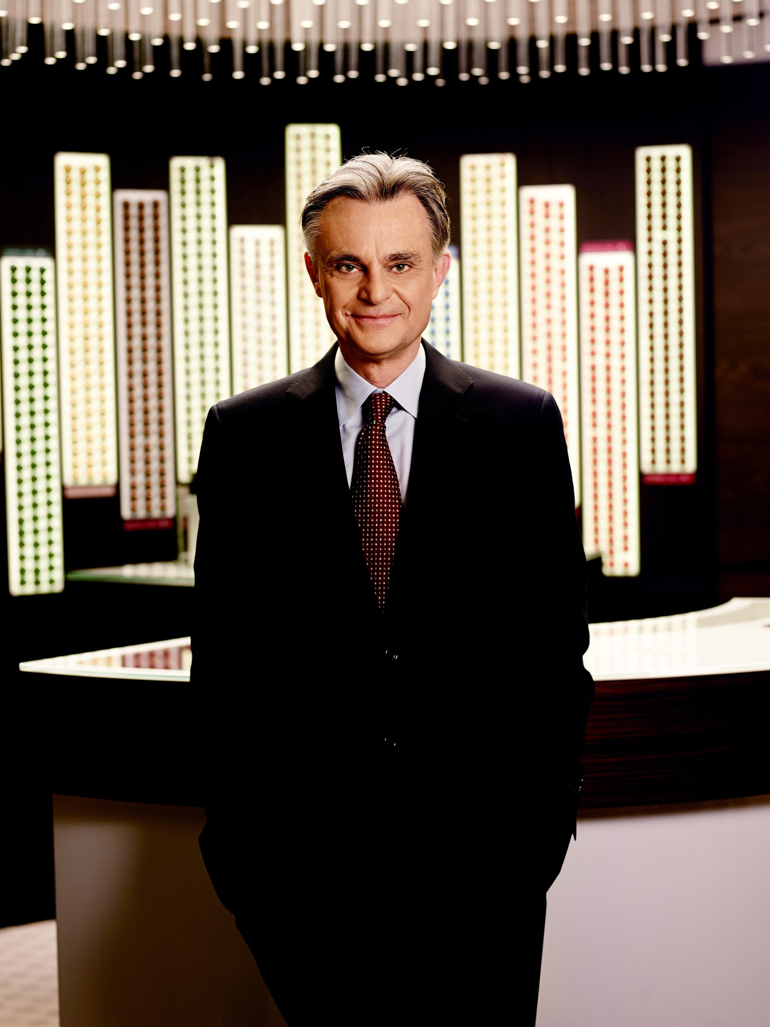 Jean-Marc Duvoisin, Nespresso's CEO