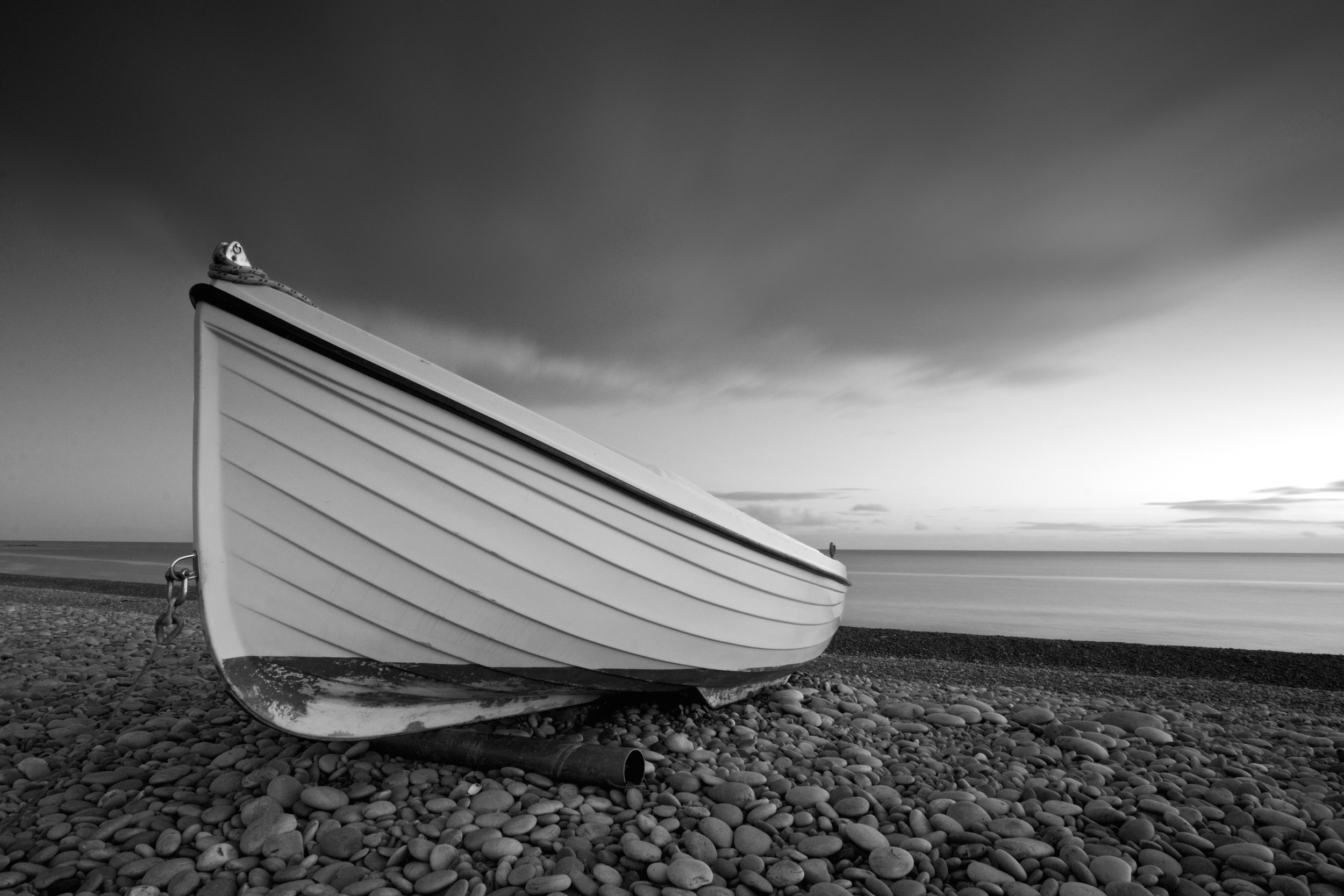 Budleigh Boat