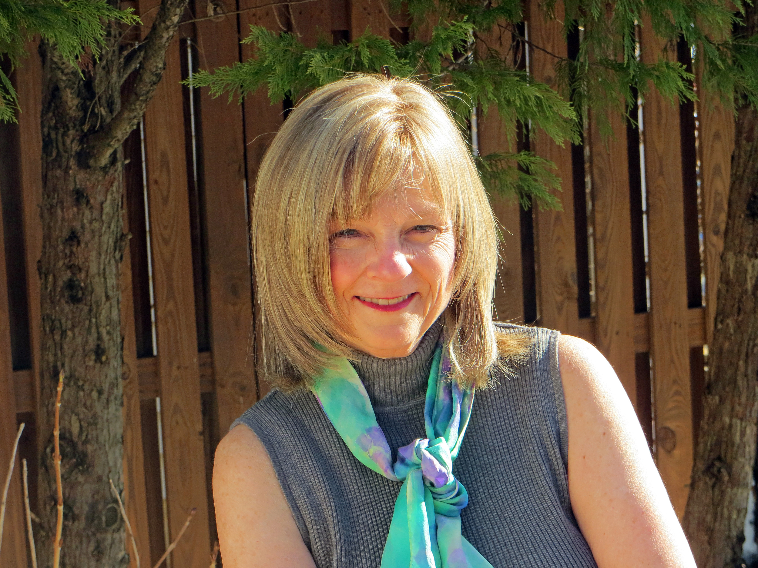 Jane Halliwell- Spiritual Medium