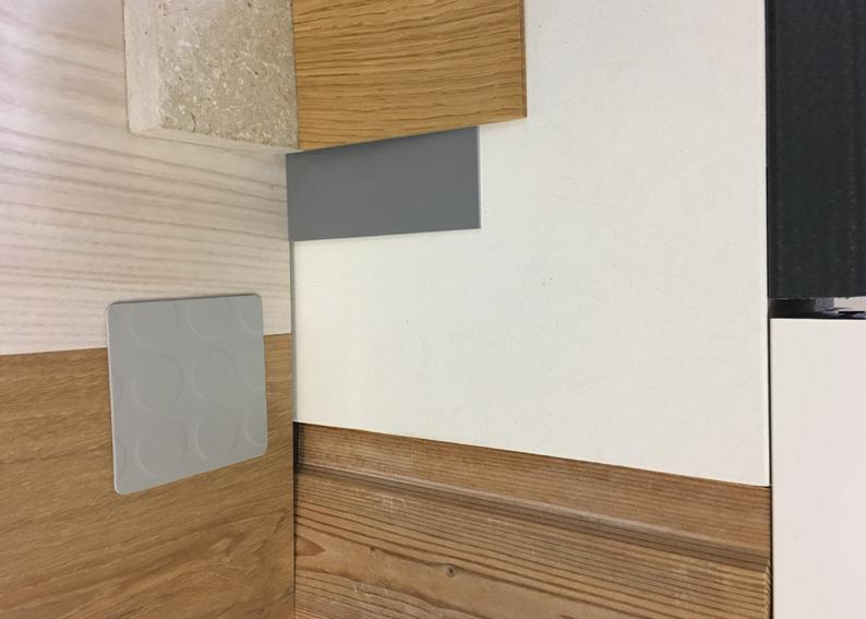 Draft Materials Palette