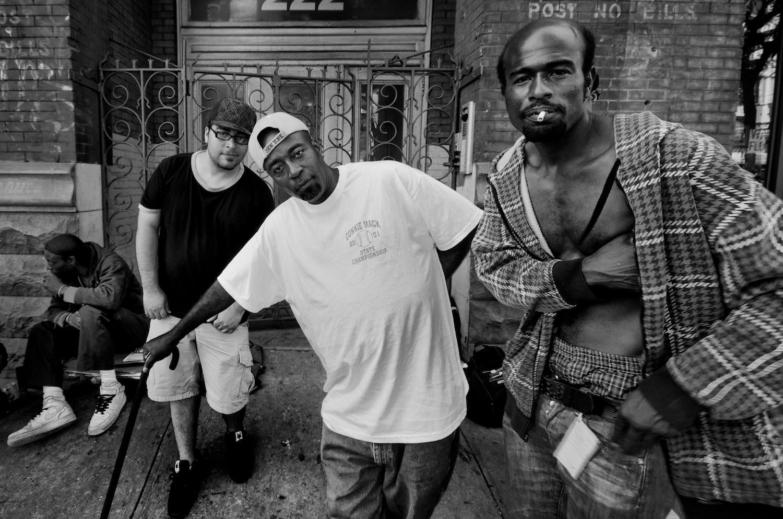 Bowery, NYC, 14 July 2009 © Jon-Marc Seimon