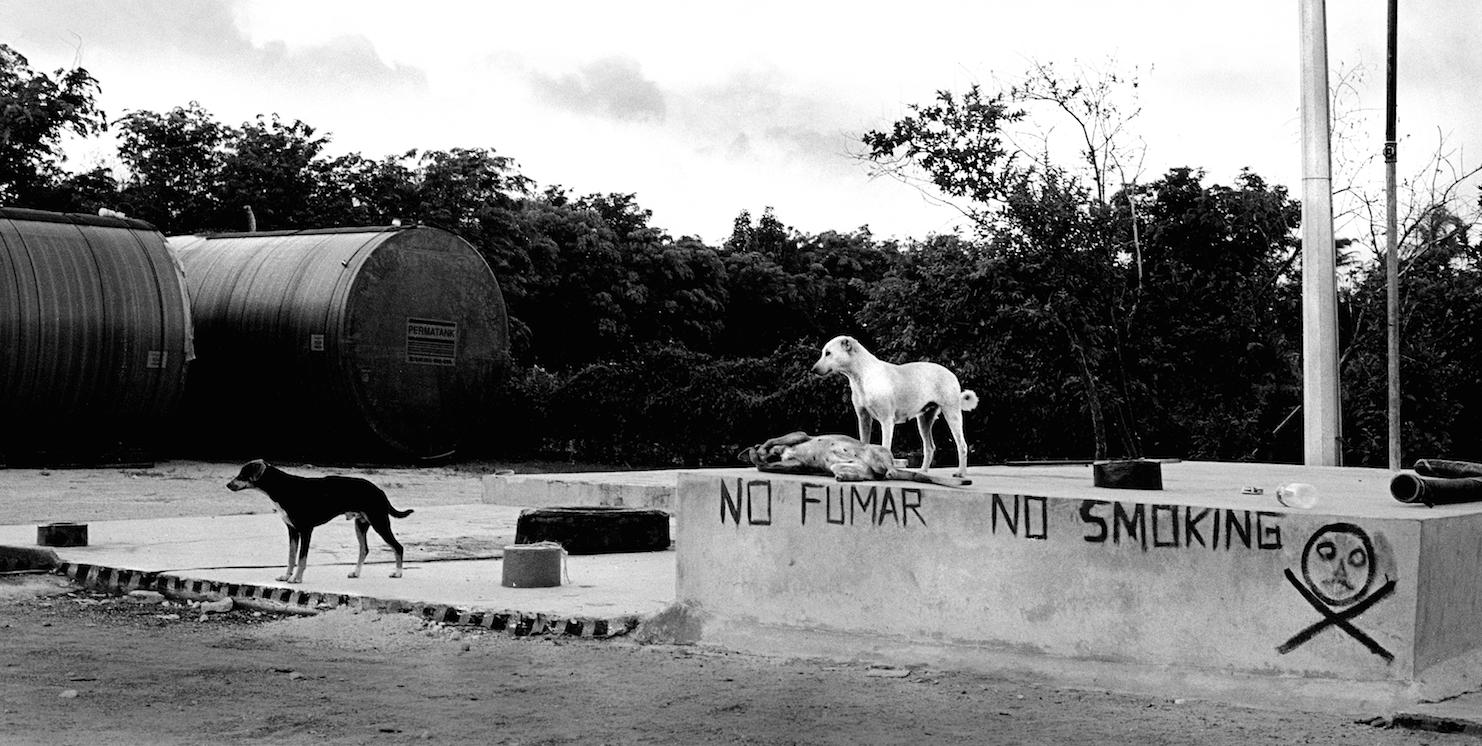 Tulum, Mexico, 1996