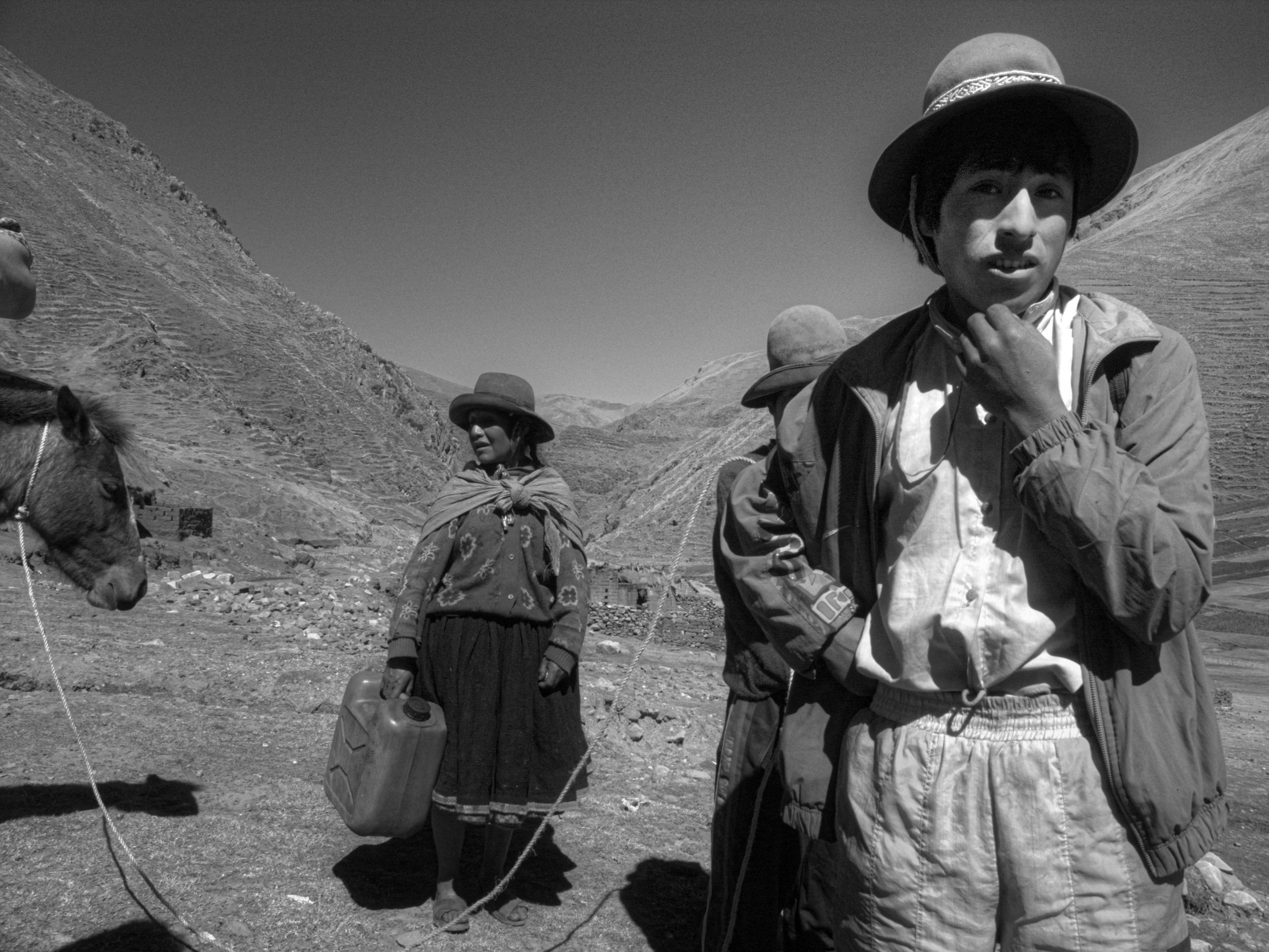Pitumarca, Peru :: 2004