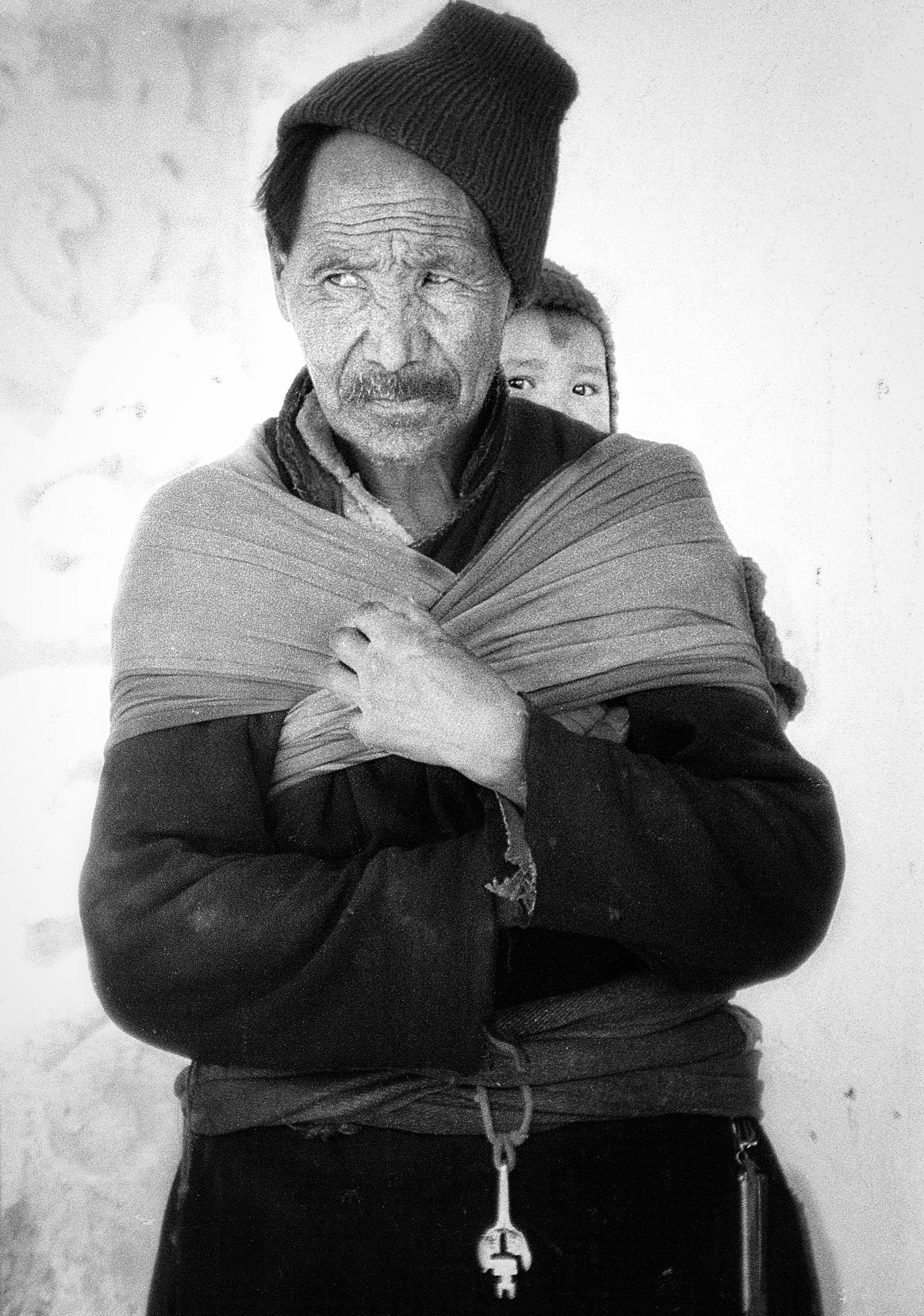 Leh, Ladakh, India :: 1986