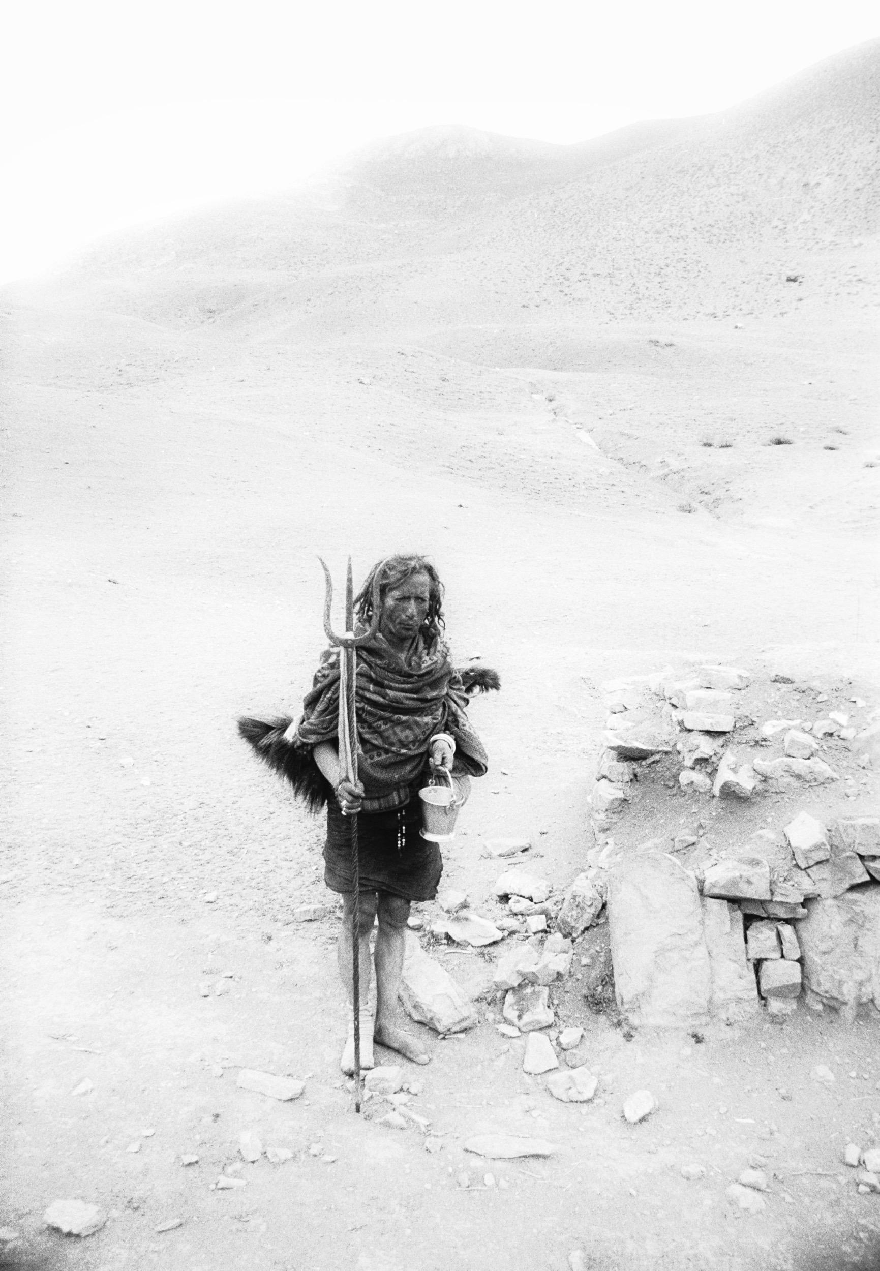 Muktinath, Nepal :: 1986