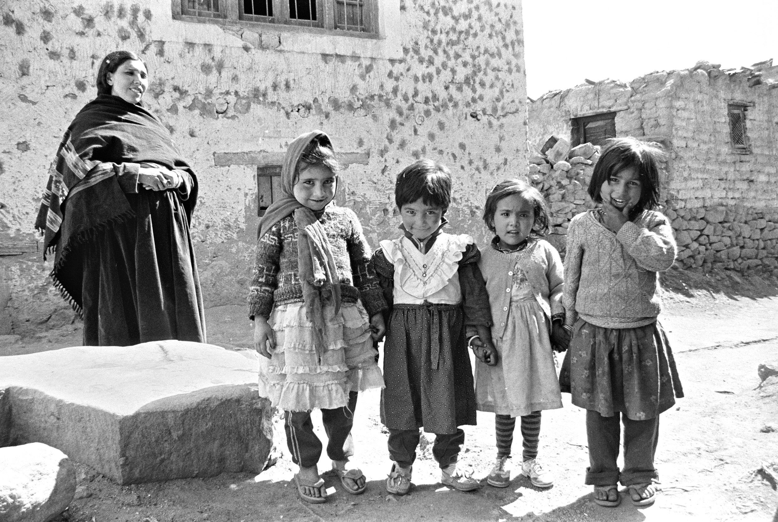 Ladakh, India, 1986