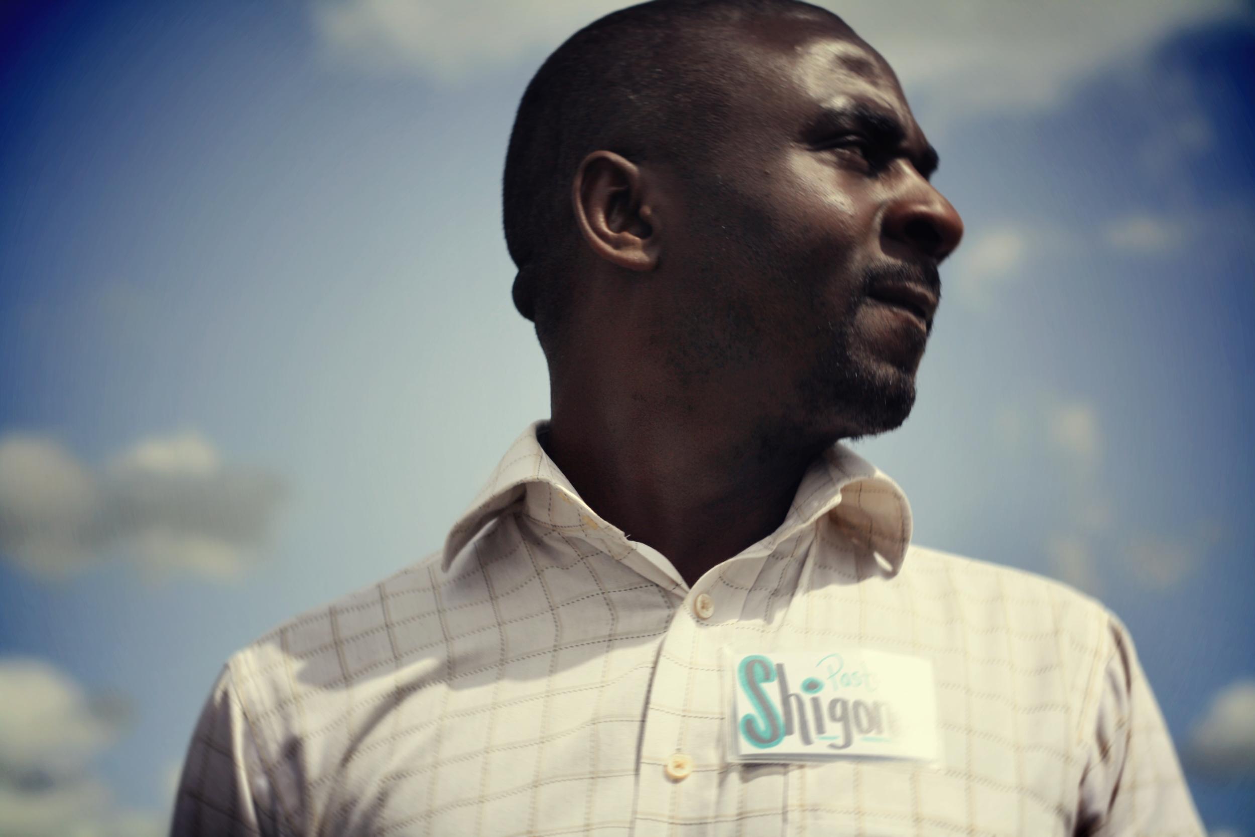 Pastor Shigonde, Kenyan leader of Maridhiano Ministries