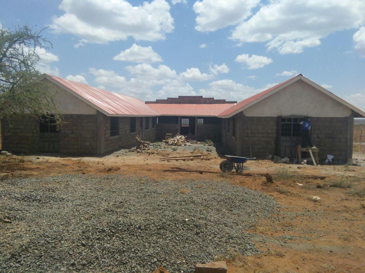 Location 2: Maridhiano Home  - Saikeri (20 miles from Nairobi)