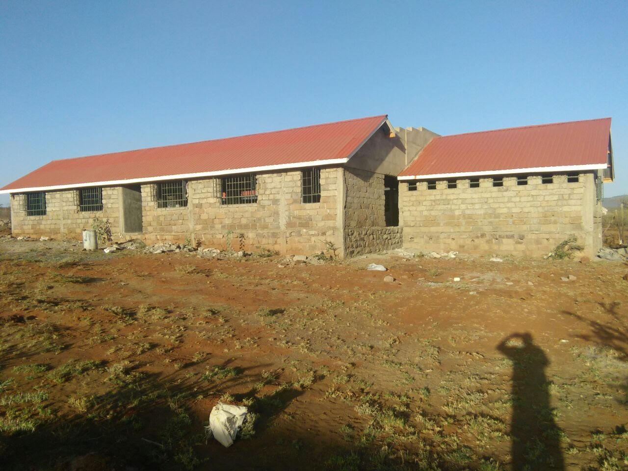 Location 1: Outreaches and Halfway House - Kawangaware Slum (Nairobi)