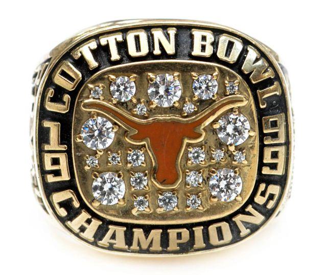 1999 football Cotton Bowl
