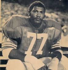 Kenneth Sims- 1981 UPI Lineman of the Year