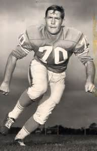 Scott Appleton- 1963 UPI Lineman of the Year