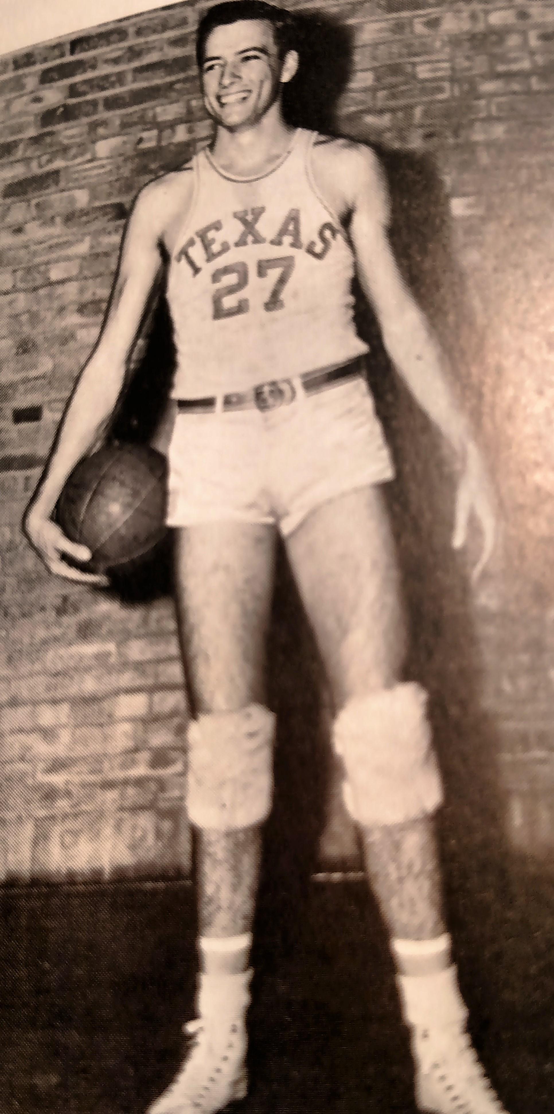 Player Denton Cooley 1941