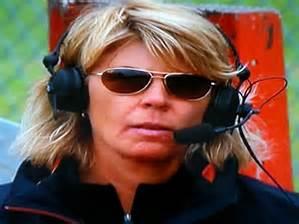 Coach Connie Clark