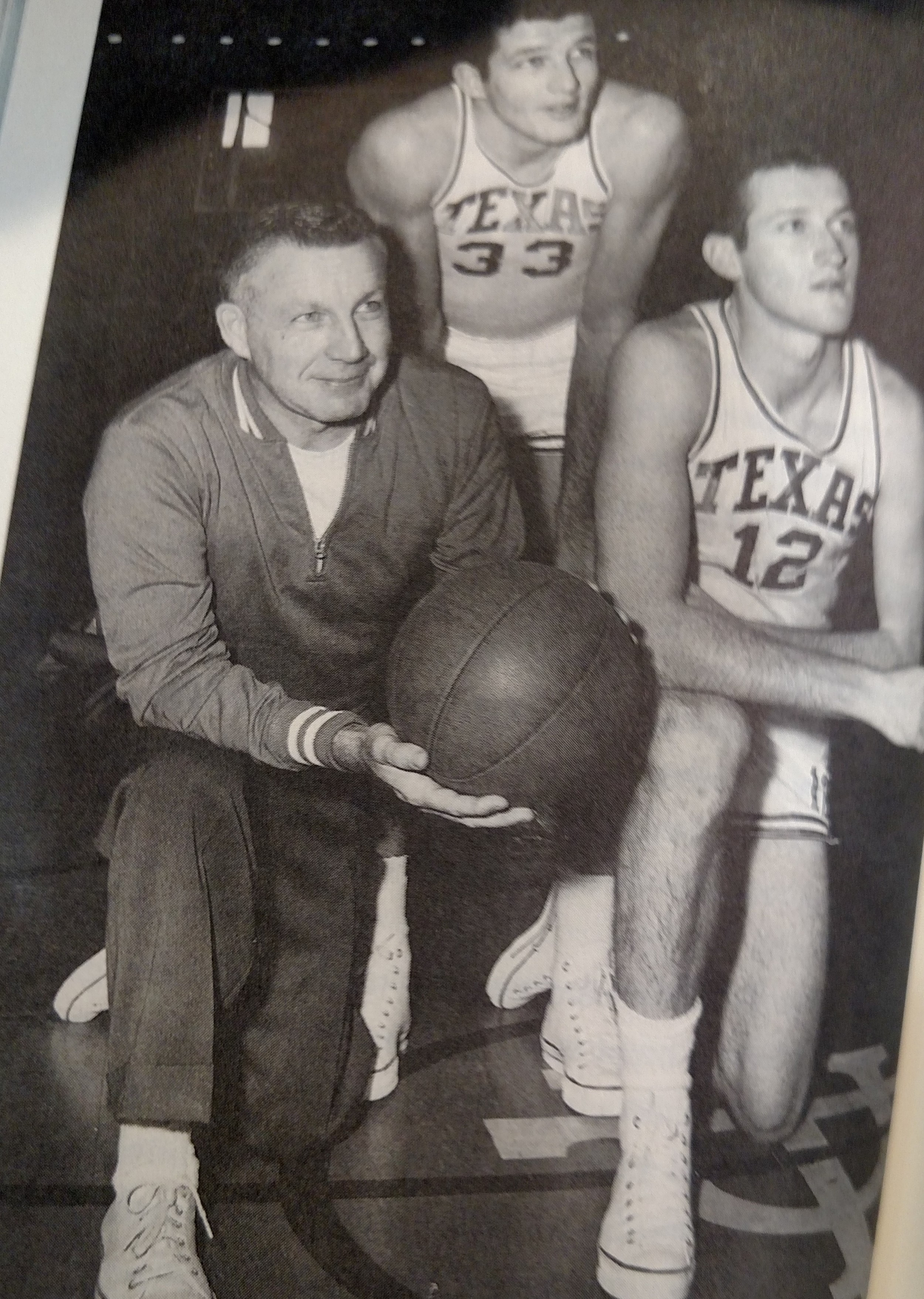 Coach Bradley, Jay Arnette, Brenton Hughes