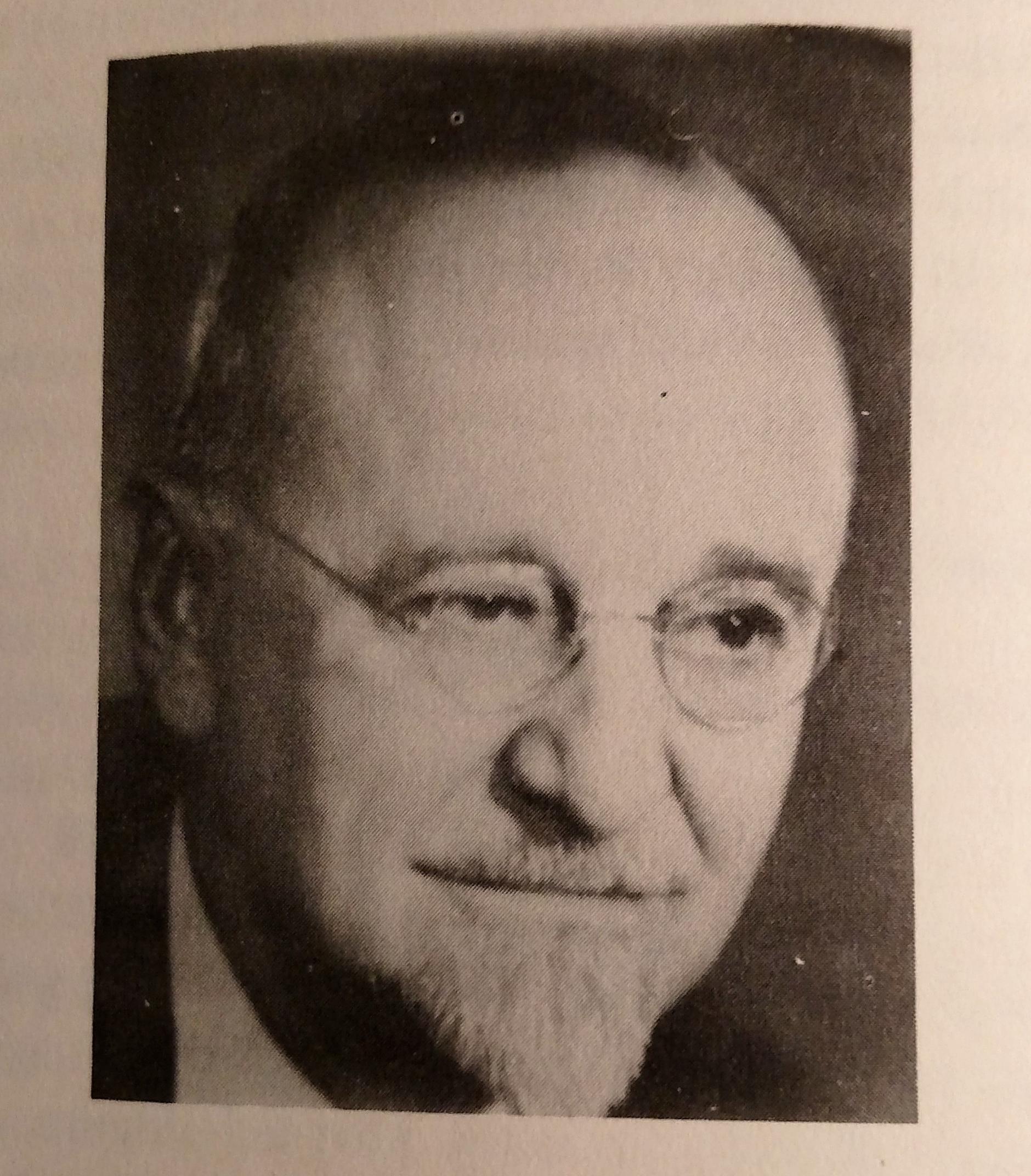 Coach (Dr. A. Caswell Ellis )
