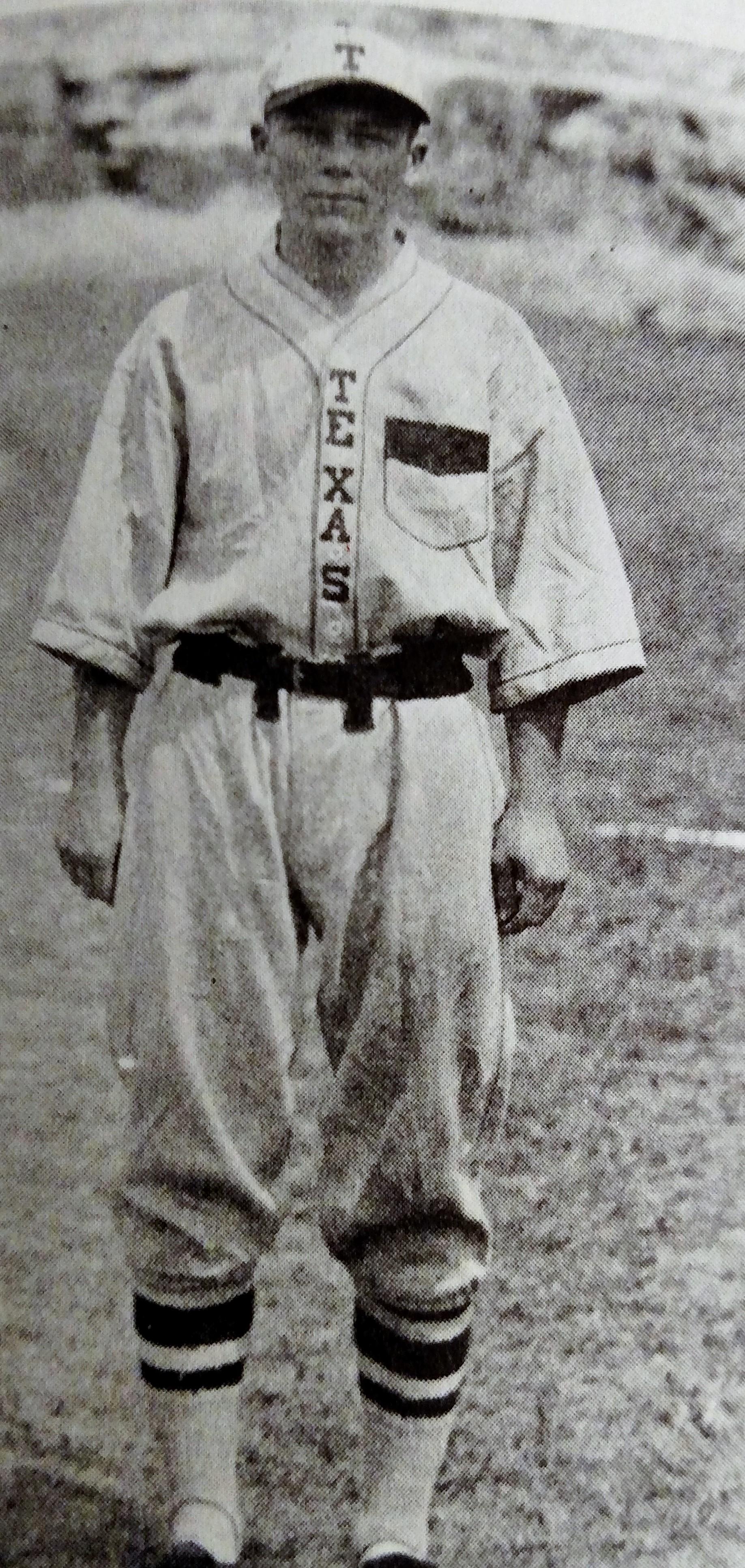 Paul Ankenman -1934 HOH