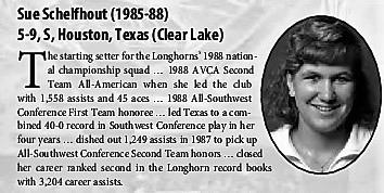 Sue Schelfhoult All American
