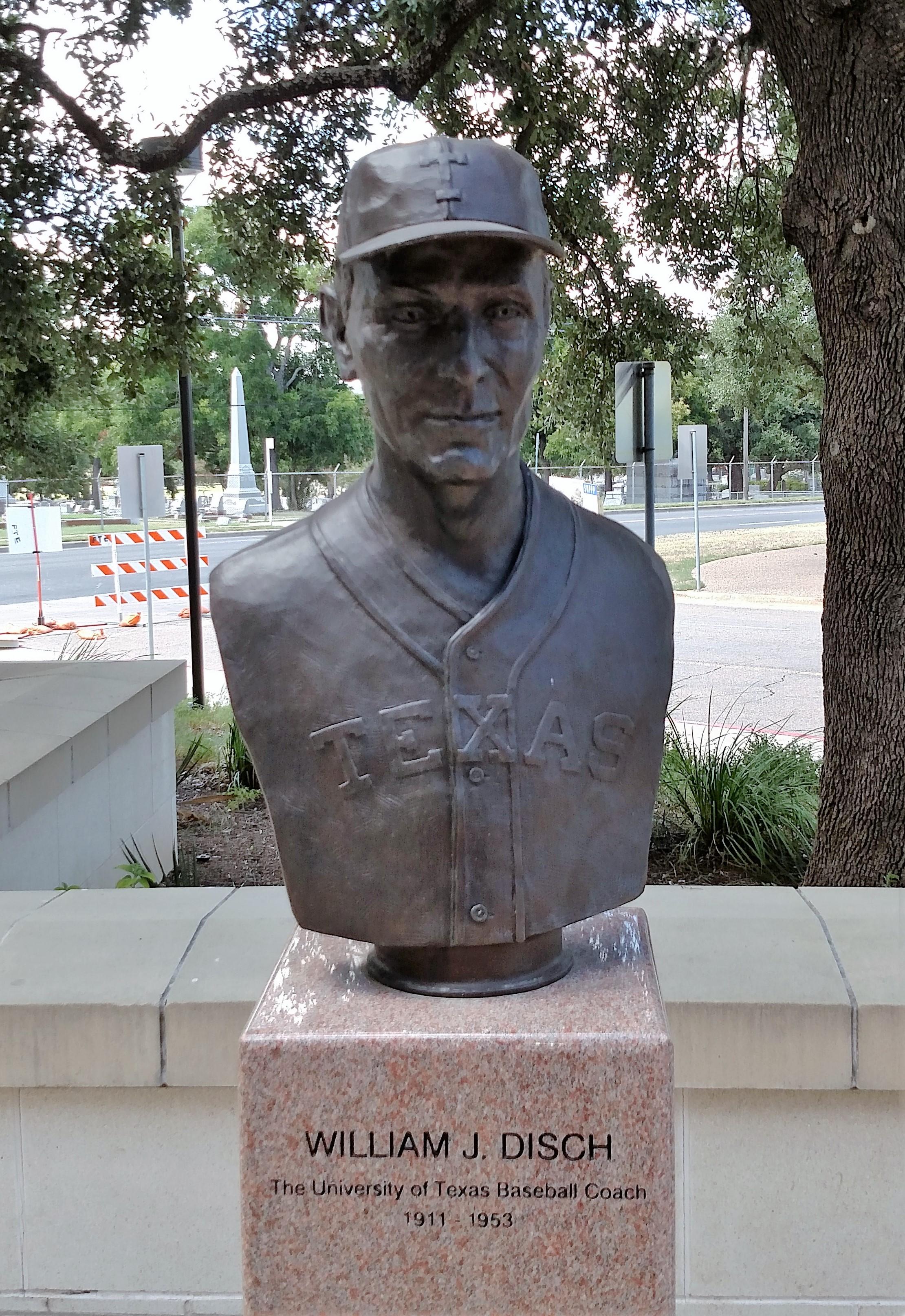 Statute of Coach Disch