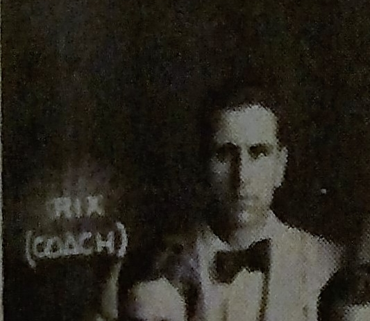 Coach Burton Rix