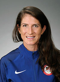 Kate Bertko was on the 1998 rowing team at Texas