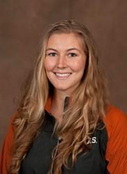 Jessica Glennie Academic All American