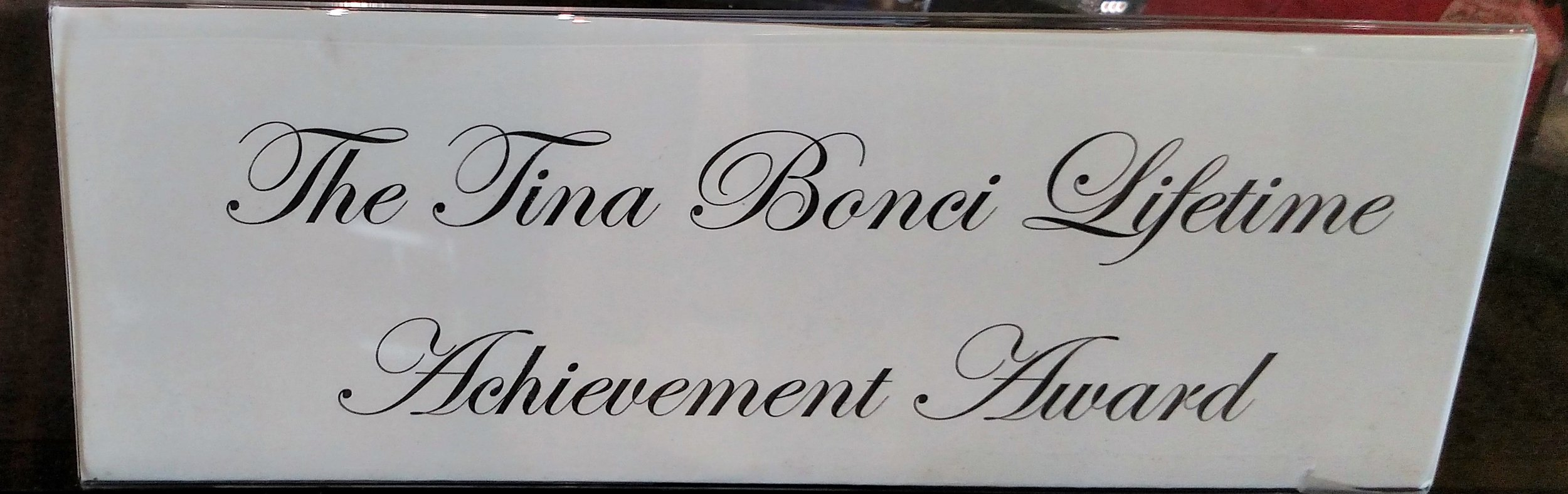 Tina Bonci