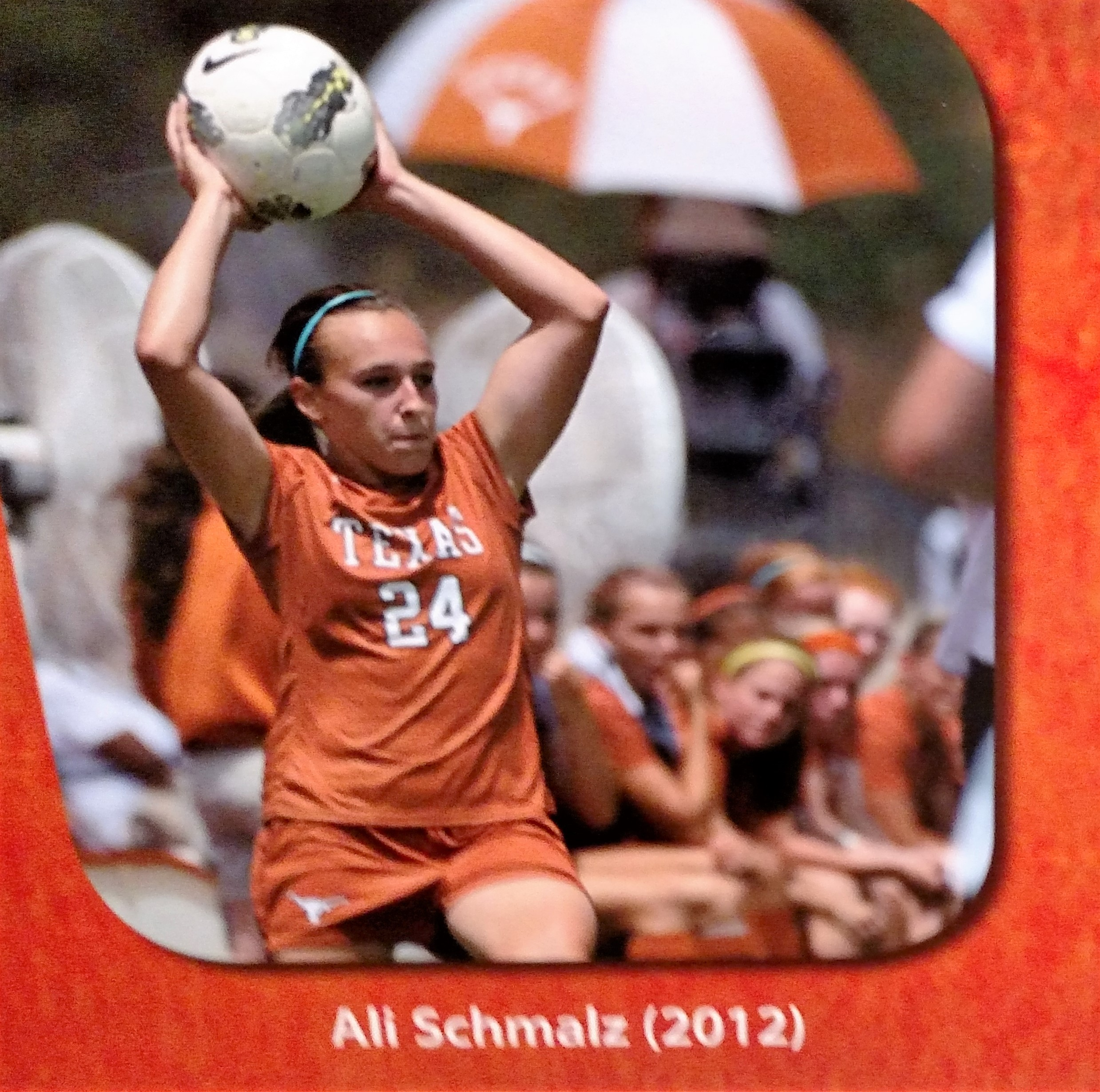 Ali Schmaultz- all newcomer team