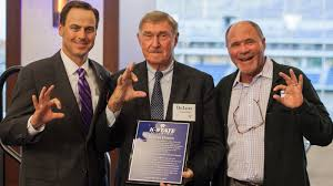 Deloss Doddsis  Honored By K-State Athletics   Posted: 10/03/2014 - Updated: 6/29/20