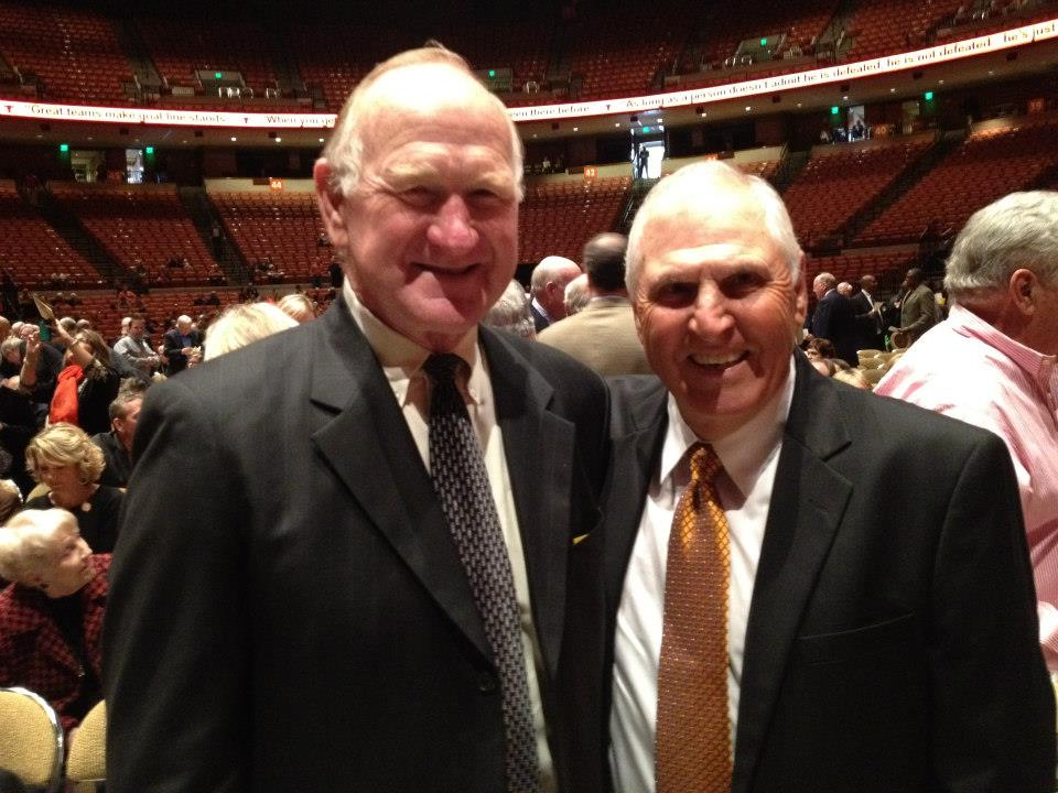 Tommy Nobis and Pat Culpepper 2014