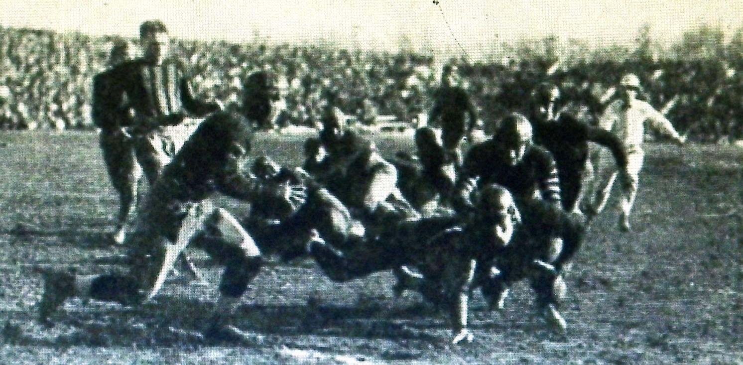 Texas - OU 1922