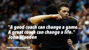The Player/Coach Bond