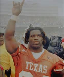 Ricky Williams inducted 2015