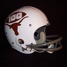 1969- 100th Anniversary of College Football and the Longhorn National Championship helmet -