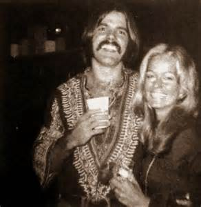 "Farrah and Greg the ""hippie movement begins"