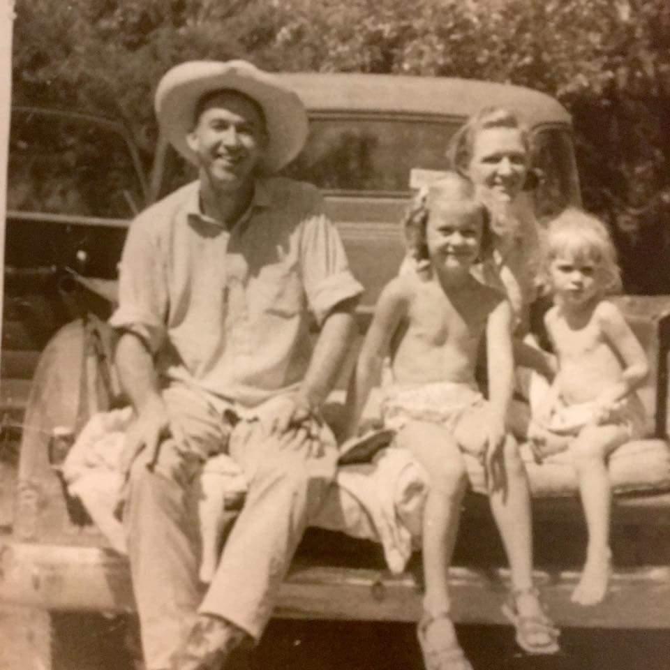 Hondo and Family -