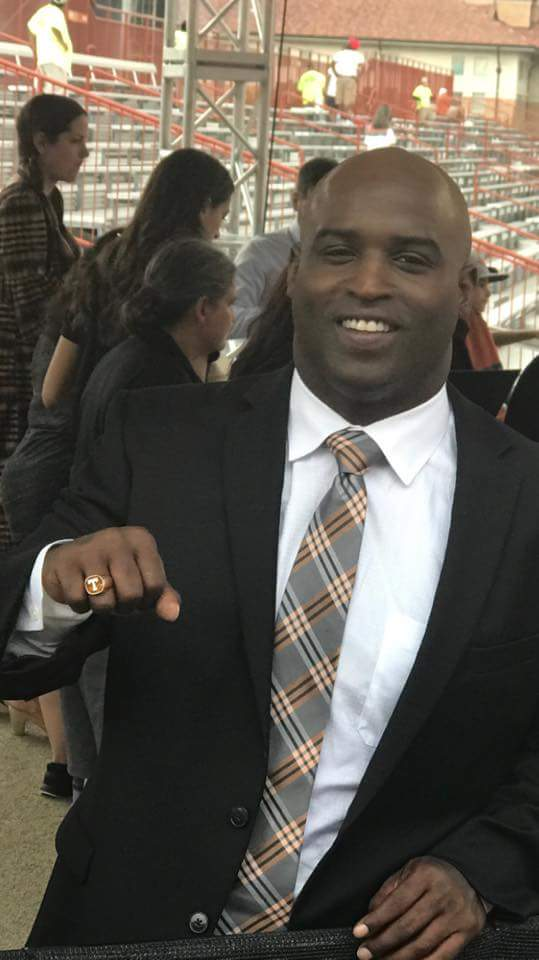 Ricky Williams- T-Ring