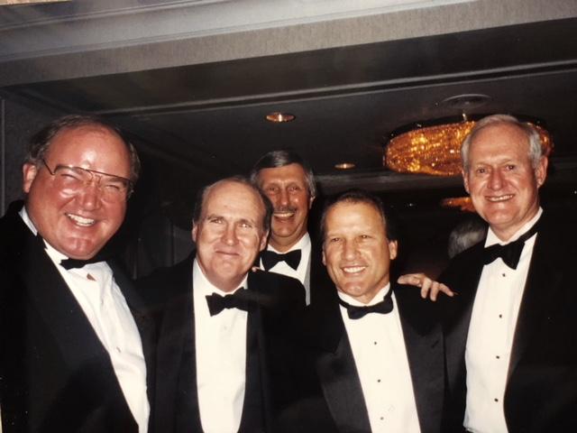 Mike Perrin, Dick Watt, Knox Nunnaly, James Steet, Loyd Wainscott